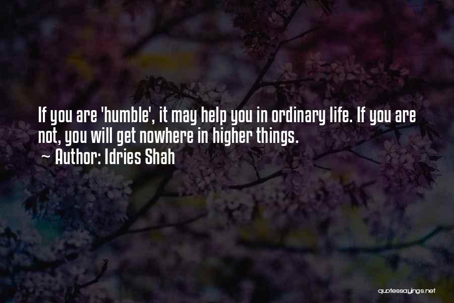 Idries Shah Quotes 2188824