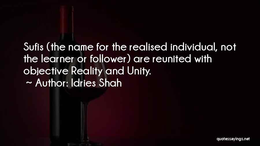 Idries Shah Quotes 2189334
