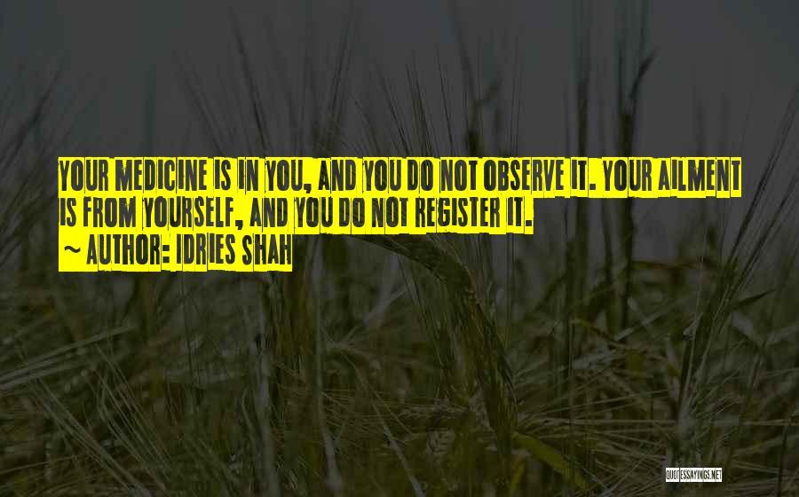 Idries Shah Quotes 2254517
