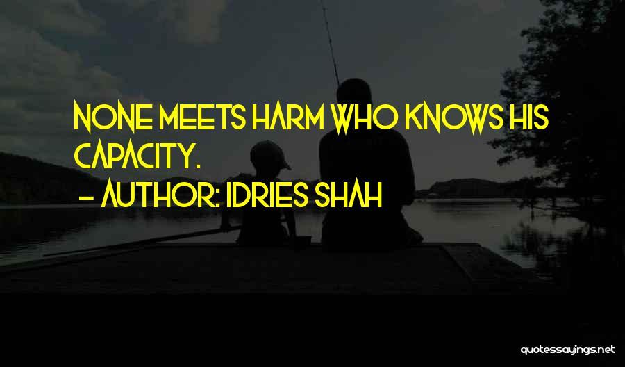 Idries Shah Quotes 332143