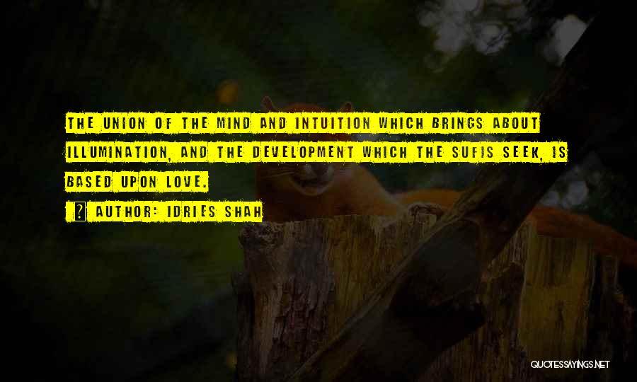 Idries Shah Quotes 343833