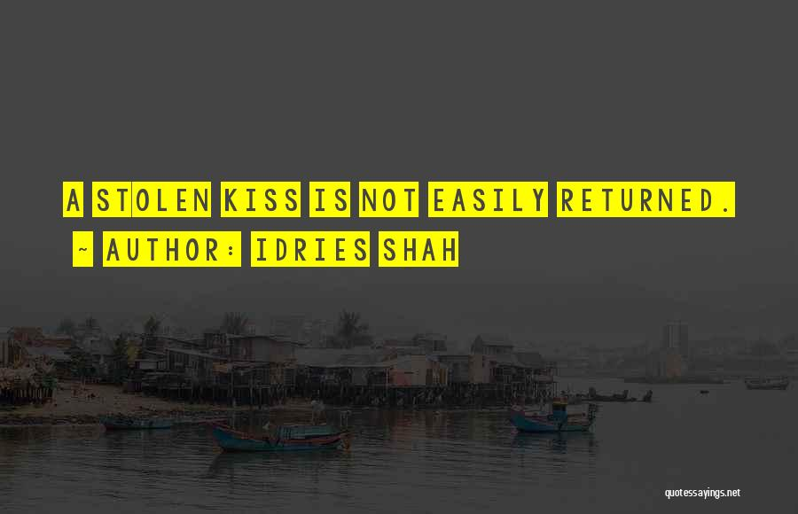 Idries Shah Quotes 462315
