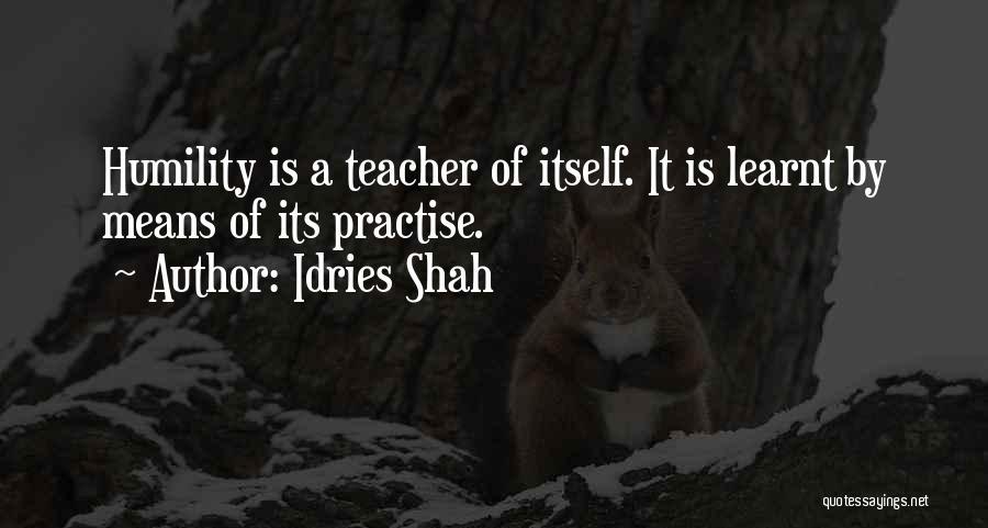 Idries Shah Quotes 575026