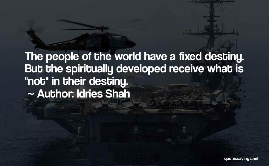 Idries Shah Quotes 578338