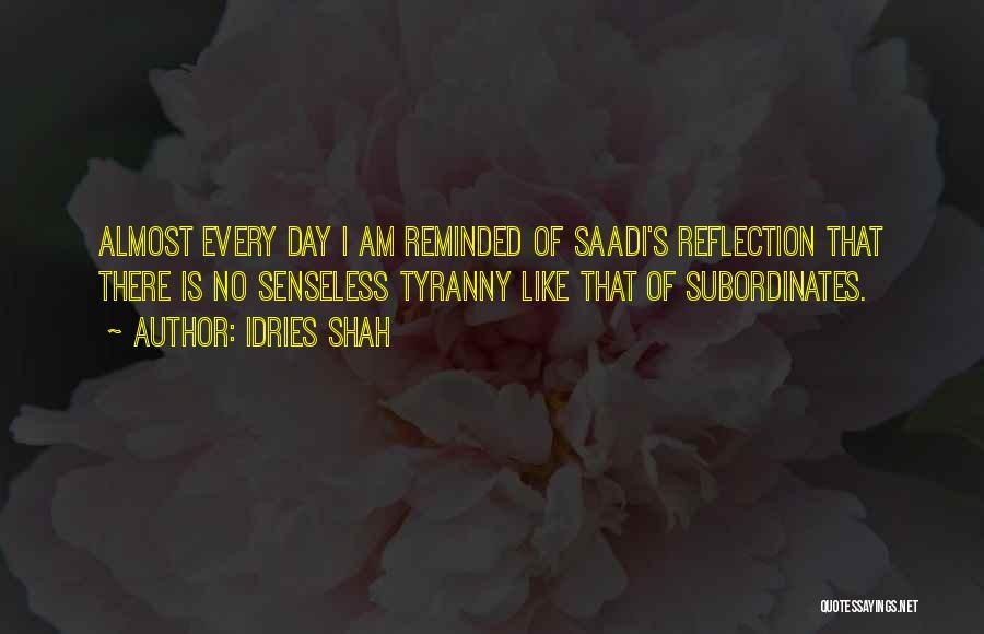 Idries Shah Quotes 801889
