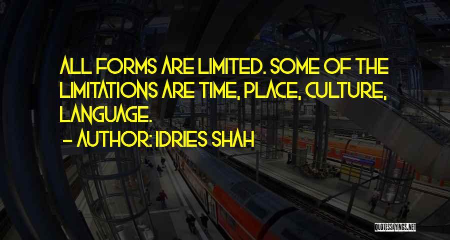 Idries Shah Quotes 858145