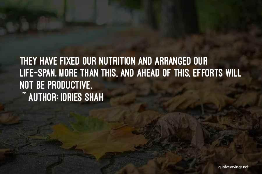 Idries Shah Quotes 860234