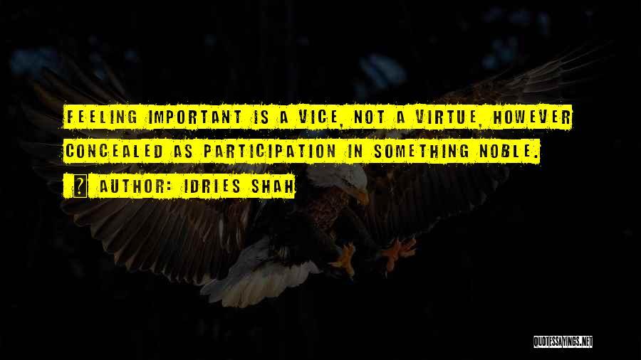 Idries Shah Quotes 924167