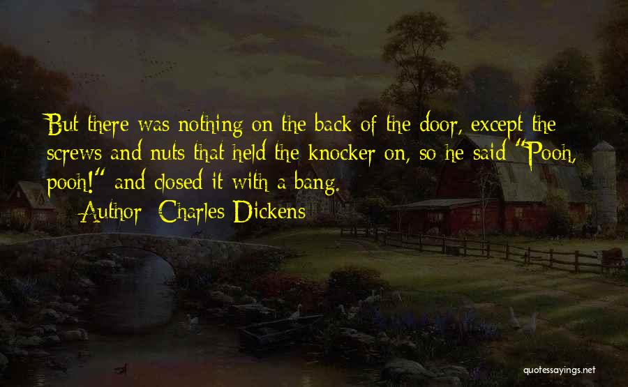 Ie The Pooh Quotes By Charles Dickens