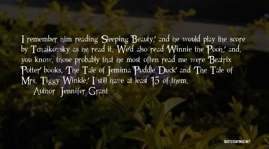 Ie The Pooh Quotes By Jennifer Grant