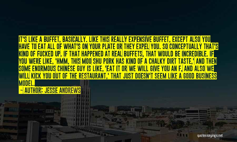 If A Guy Doesn't Like You Quotes By Jesse Andrews