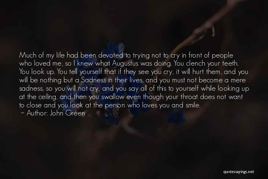 If A Person Loves You Quotes By John Green