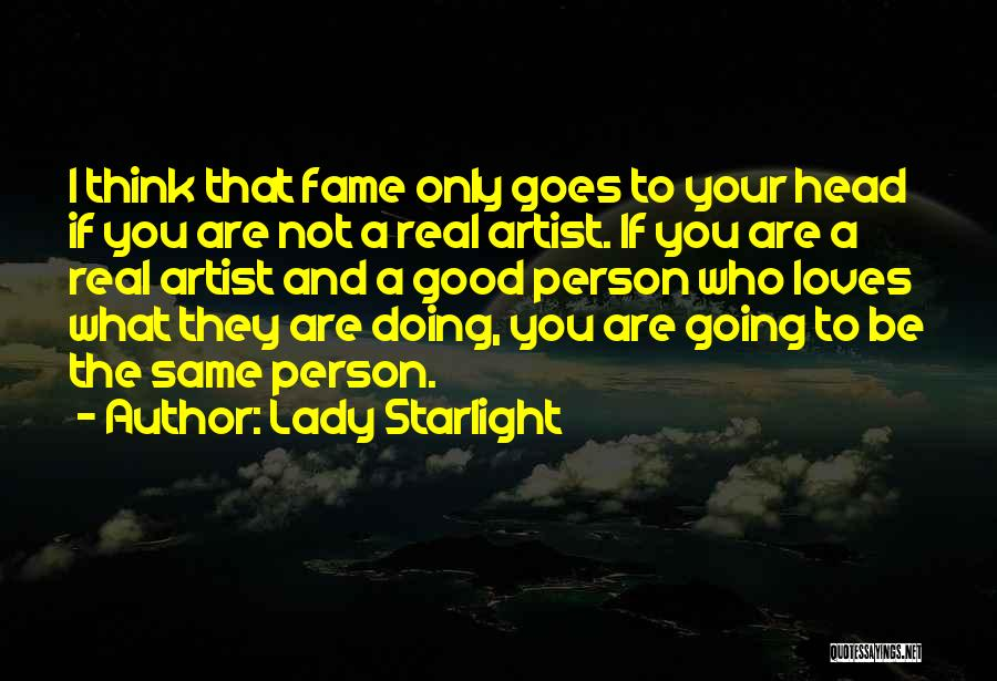 If A Person Loves You Quotes By Lady Starlight