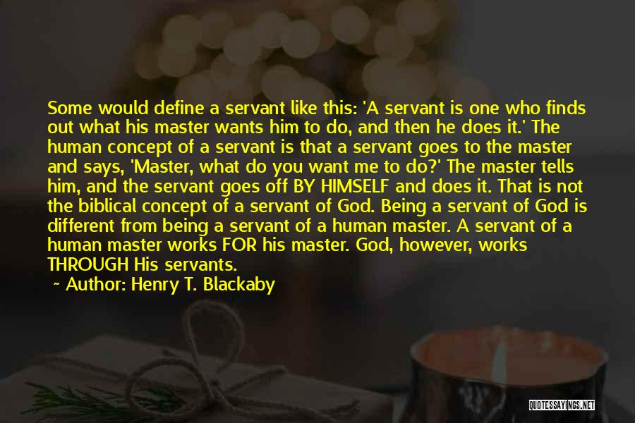 If God Says Yes Quotes By Henry T. Blackaby