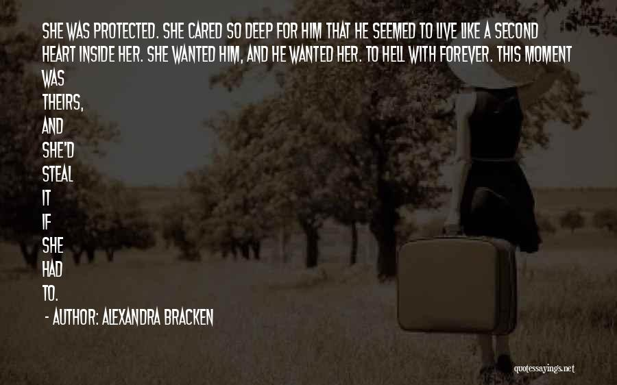 If He Cared Quotes By Alexandra Bracken