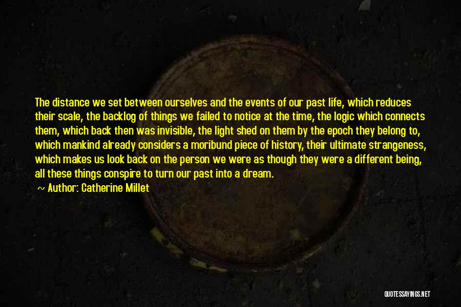 If I Can Turn Back Time Quotes By Catherine Millet