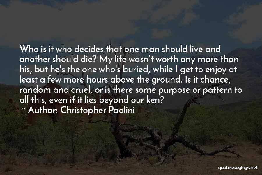 If I Die Young Quotes By Christopher Paolini