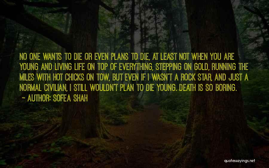 If I Die Young Quotes By Sofea Shah