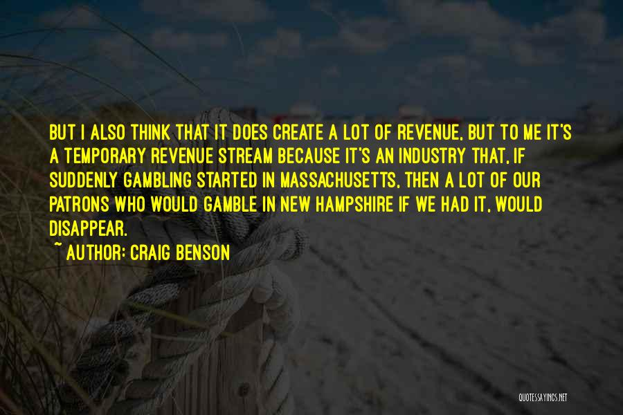 If I Disappear Quotes By Craig Benson
