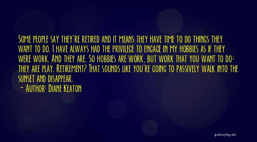 If I Disappear Quotes By Diane Keaton