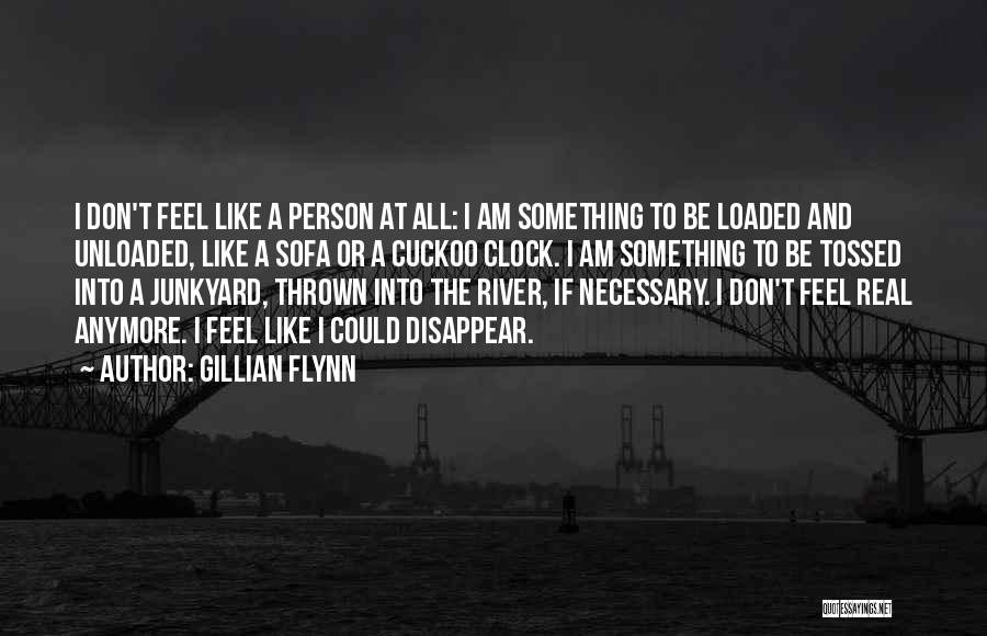If I Disappear Quotes By Gillian Flynn