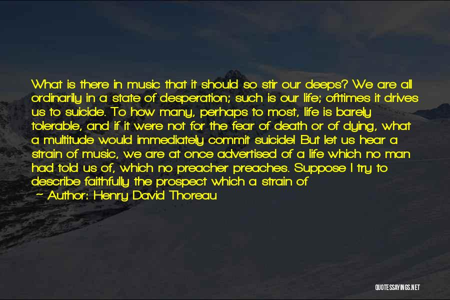 If I Disappear Quotes By Henry David Thoreau