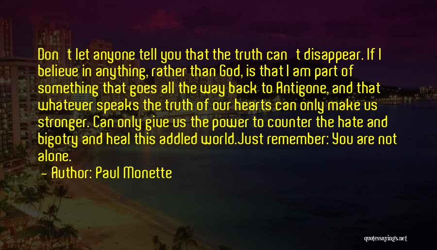 If I Disappear Quotes By Paul Monette