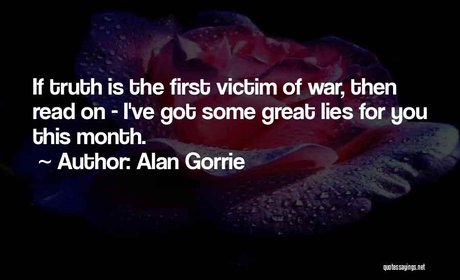 If I Got You Quotes By Alan Gorrie