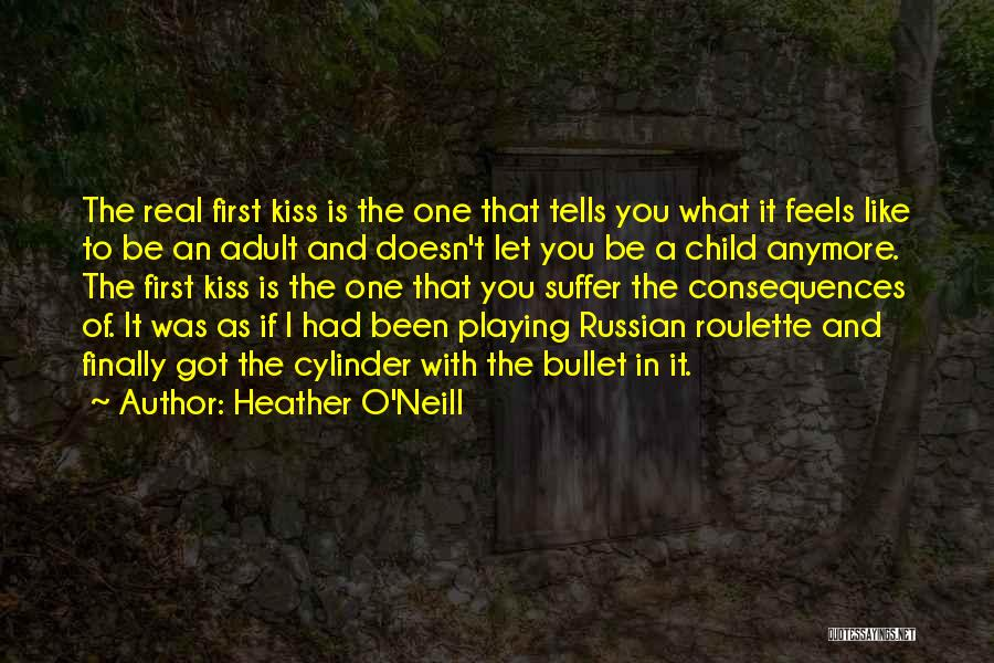 If I Got You Quotes By Heather O'Neill