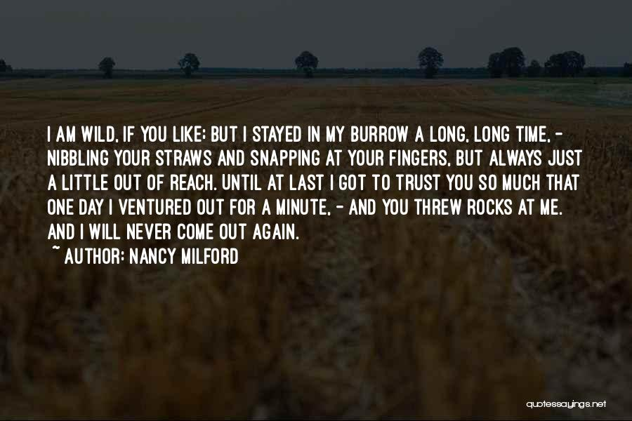 If I Got You Quotes By Nancy Milford