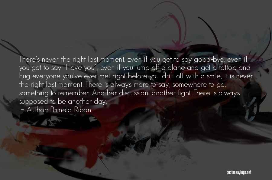 If I Never Met You Quotes By Pamela Ribon