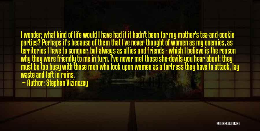 If I Never Met You Quotes By Stephen Vizinczey