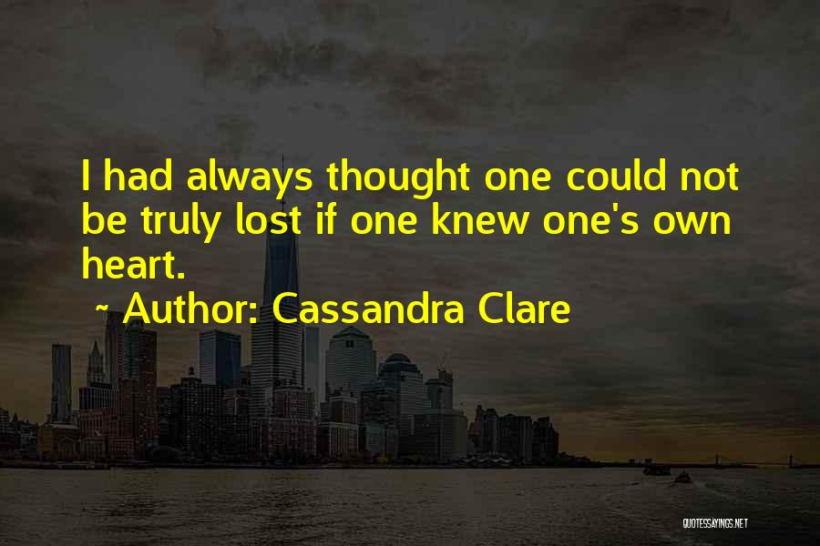 If I Quotes By Cassandra Clare