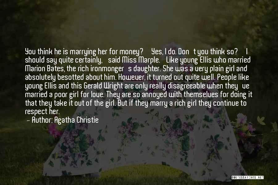 If I Said I Miss You Quotes By Agatha Christie