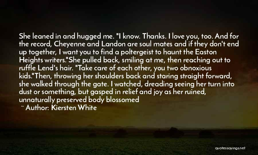 If I Said I Miss You Quotes By Kiersten White