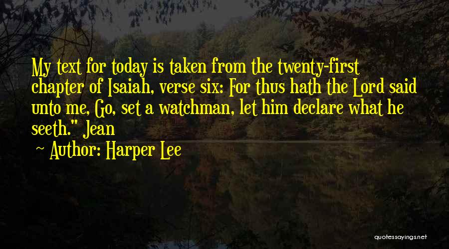 If I Text You First Quotes By Harper Lee