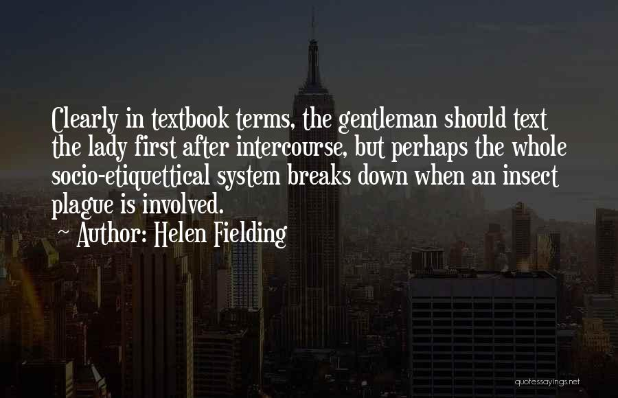If I Text You First Quotes By Helen Fielding