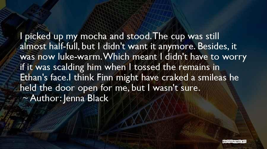 If It's Meant For Me Quotes By Jenna Black