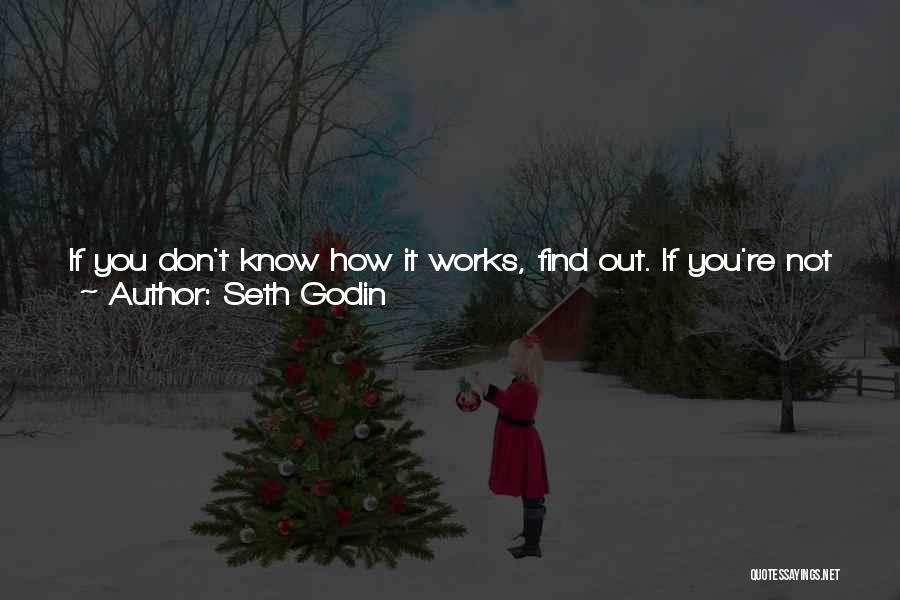 If It's Not Broken Quotes By Seth Godin