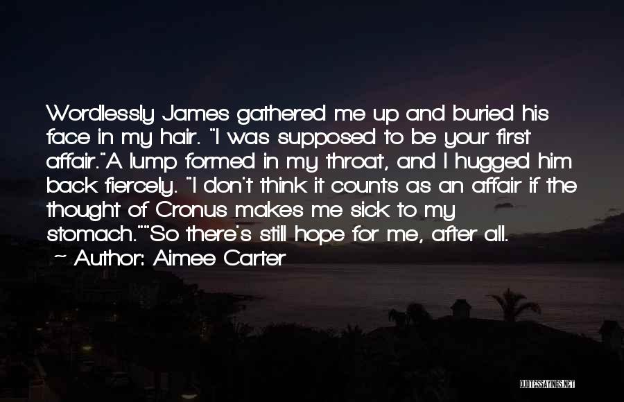If It's The Thought That Counts Quotes By Aimee Carter