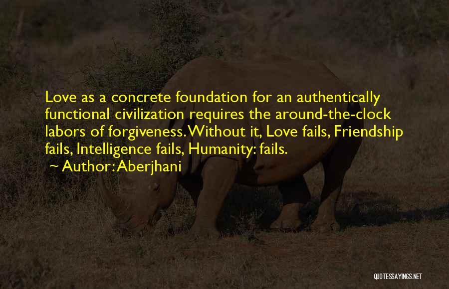 If Love Fails Quotes By Aberjhani