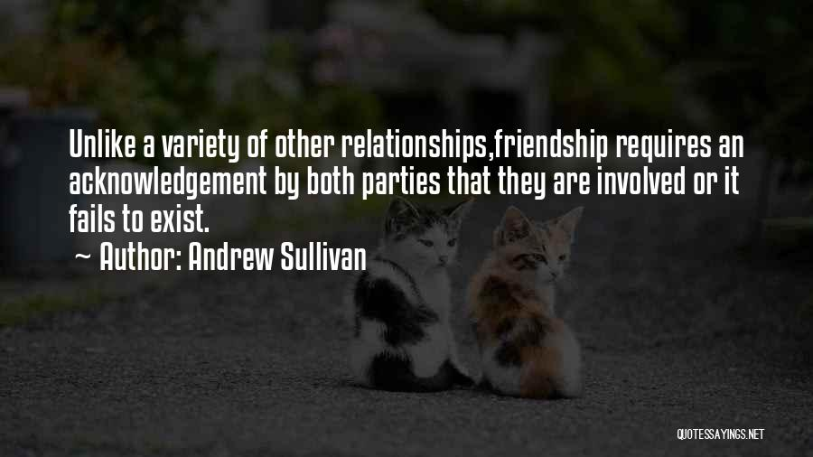 If Love Fails Quotes By Andrew Sullivan