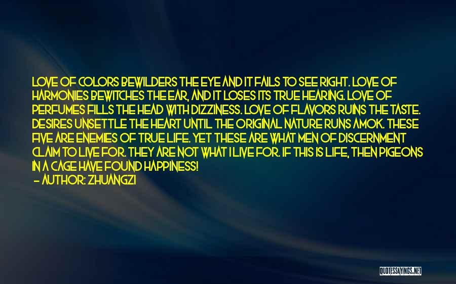 If Love Fails Quotes By Zhuangzi