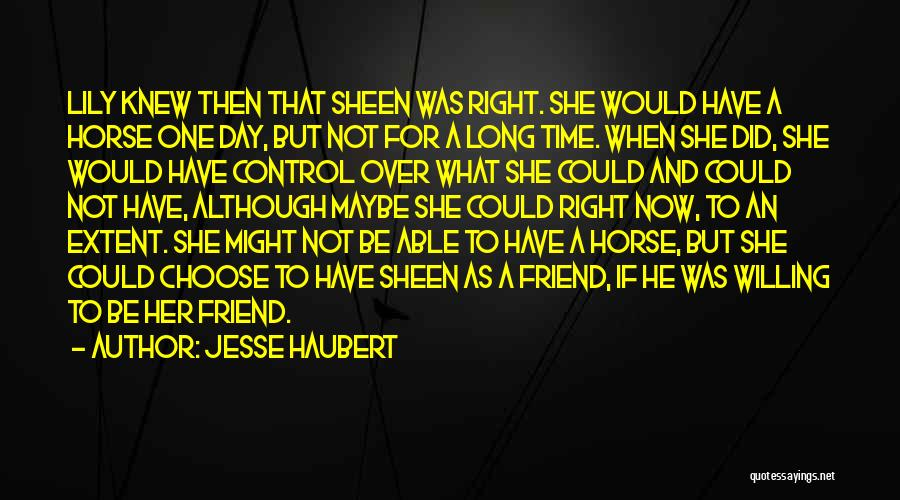 If Not Now When Quotes By Jesse Haubert