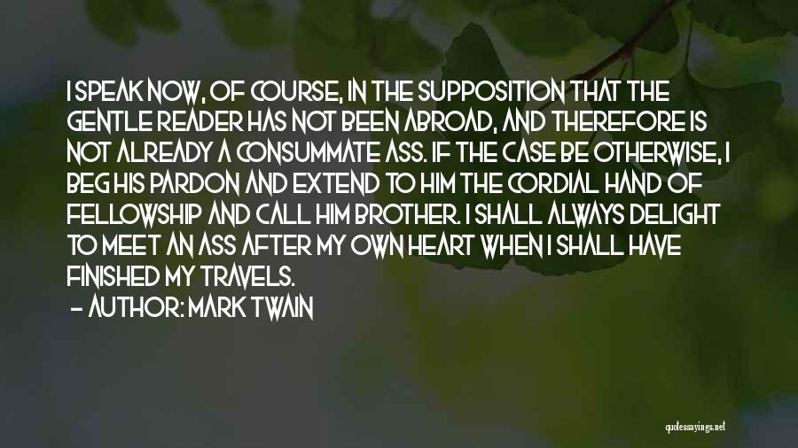 If Not Now When Quotes By Mark Twain