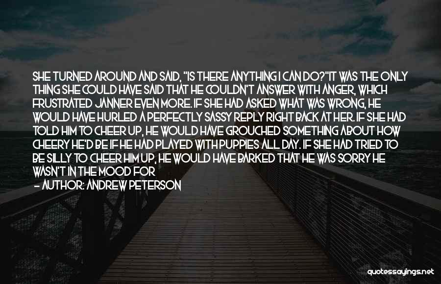 If Only He Cared Quotes By Andrew Peterson