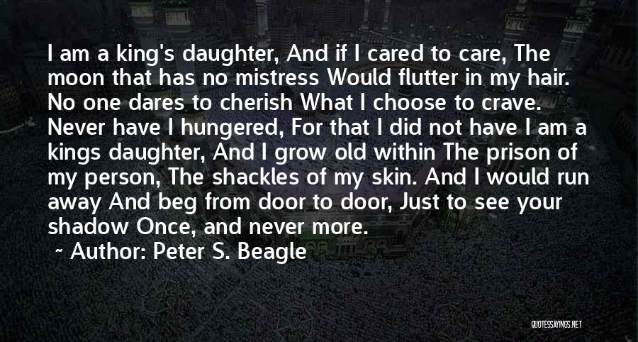 If Only He Cared Quotes By Peter S. Beagle
