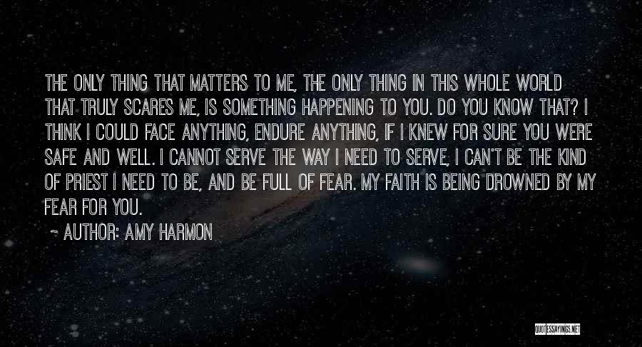 If Only I Can Do Something Quotes By Amy Harmon