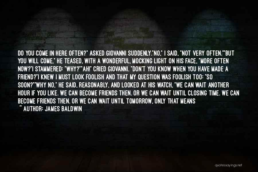 If Only I Can Do Something Quotes By James Baldwin