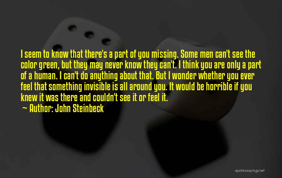 If Only I Can Do Something Quotes By John Steinbeck